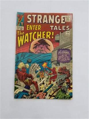 MARVEL STRANGE TALES 134 Comic Book