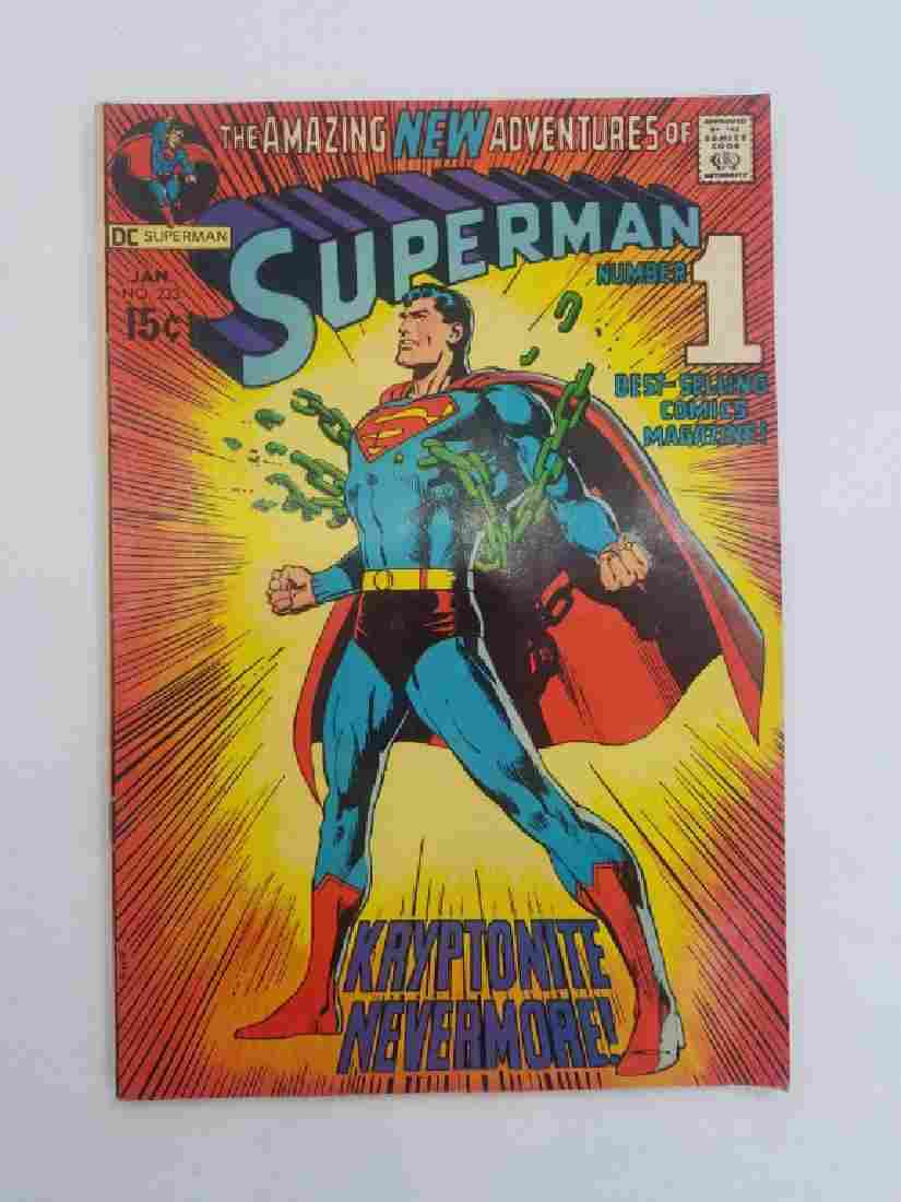 DC The Amazing New Adventures of SUPERMAN #233