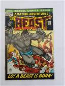 MARVEL Amazing Adventures ft The BEAST 11 Comic