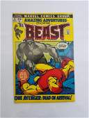 MARVEL Amazing Adventures ft The BEAST 12 Comic