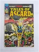 MARVEL TALES OF ASGARD THOR 1 Comic Book