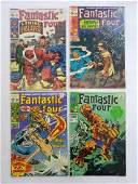 MARVEL FANTASTIC FOUR 79 90 91 103 Comics