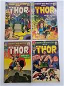 MARVEL The Mighty THOR 120 122 124 125 Comics