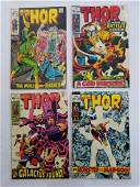MARVEL THOR 166 167 168 169 Comic Books