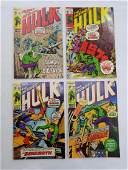 MARVEL HULK #133 #135 #136 #138 Comic Books