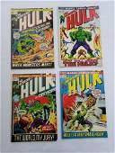 MARVEL HULK #151 #152 #153 #154 Comic Books
