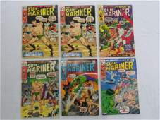 MARVEL SUB-MARINER #30 x2 #31 #33 #34 #35 Comics