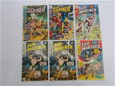 MARVEL SUB-MARINER #36 #37 #38 #39 x2 #40 Comics
