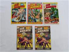 MARVEL SUB-MARINER #46 #47 #48 #49 x2 Comics