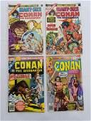 MARVEL CONAN THE BARBARIAN GROUPING COMICS