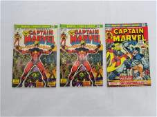 MARVEL CAPTAIN MARVEL 30 32 x2 Comic Books