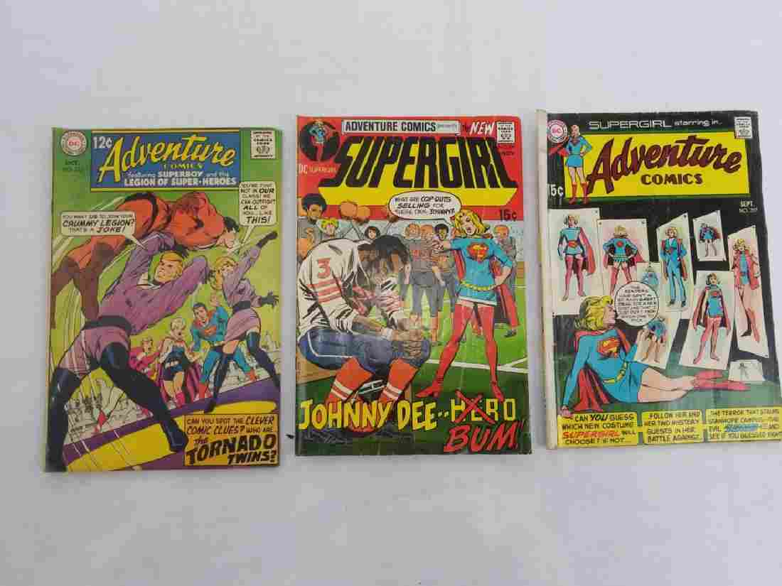 DC SUPERGIRL ADVENTURE #373 #397 #399 Comics