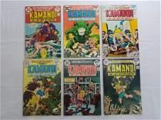 DC KAMANDI #11,12,13,14,15,16,17 COMIC BOOKS