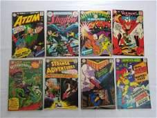 VINTAGE DC COMIC BOOK LOT OF 8