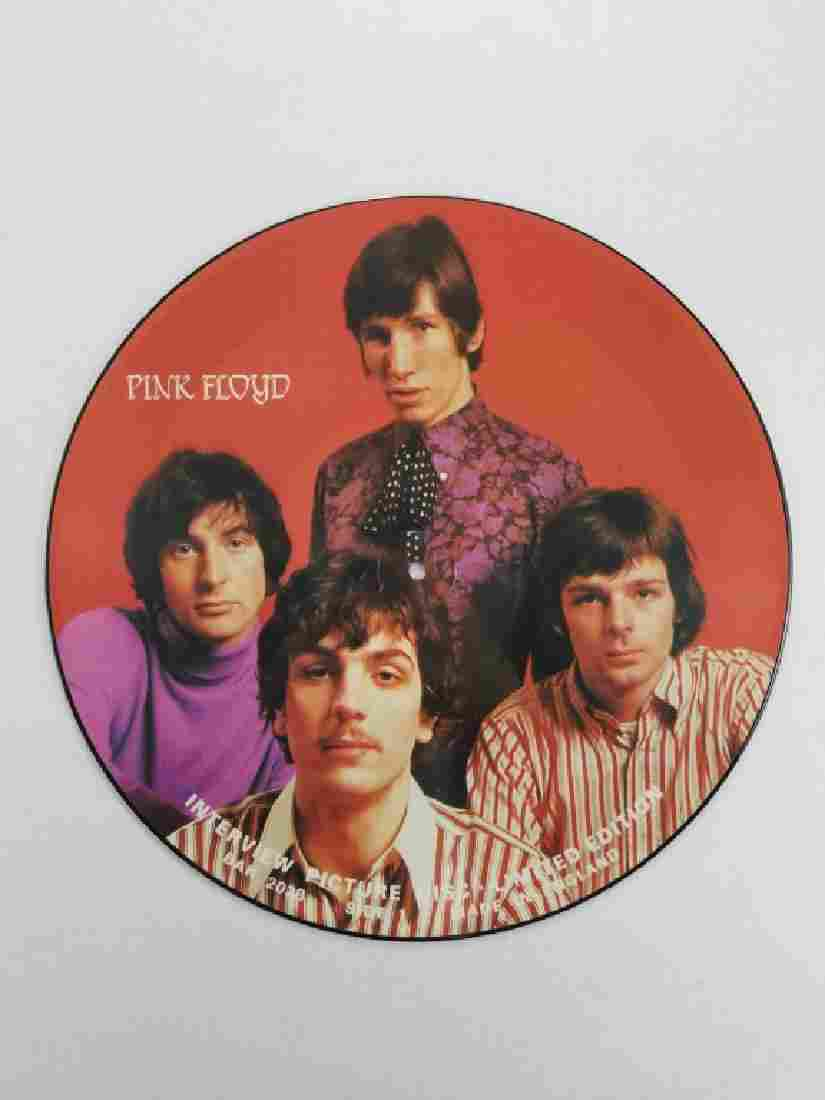 PINK FLOYD INTERVIEW PICTURE DISC Limited Edition