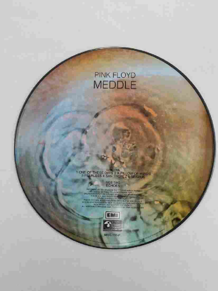 """PINK FLOYD """"Meddle"""" 1971 Picture Disc"""
