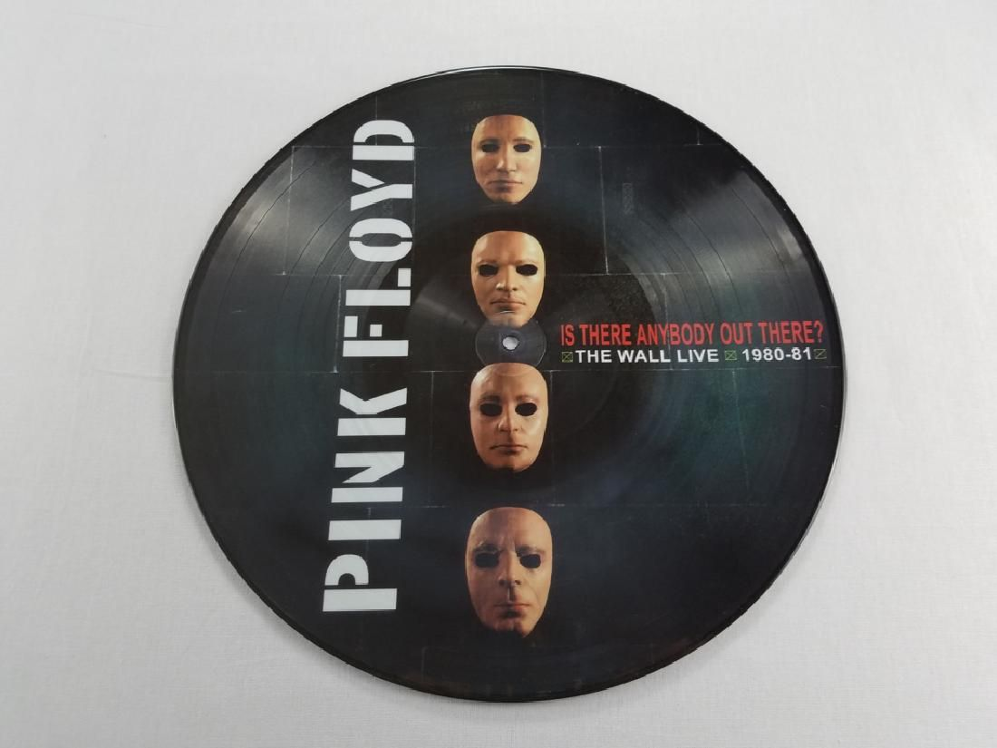 """PINK FLOYD """"The Wall Live 1980-81"""" Picture Disc"""