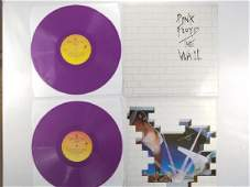 "PINK FLOYD ""The Wall"" IMPORT BRAZIL"