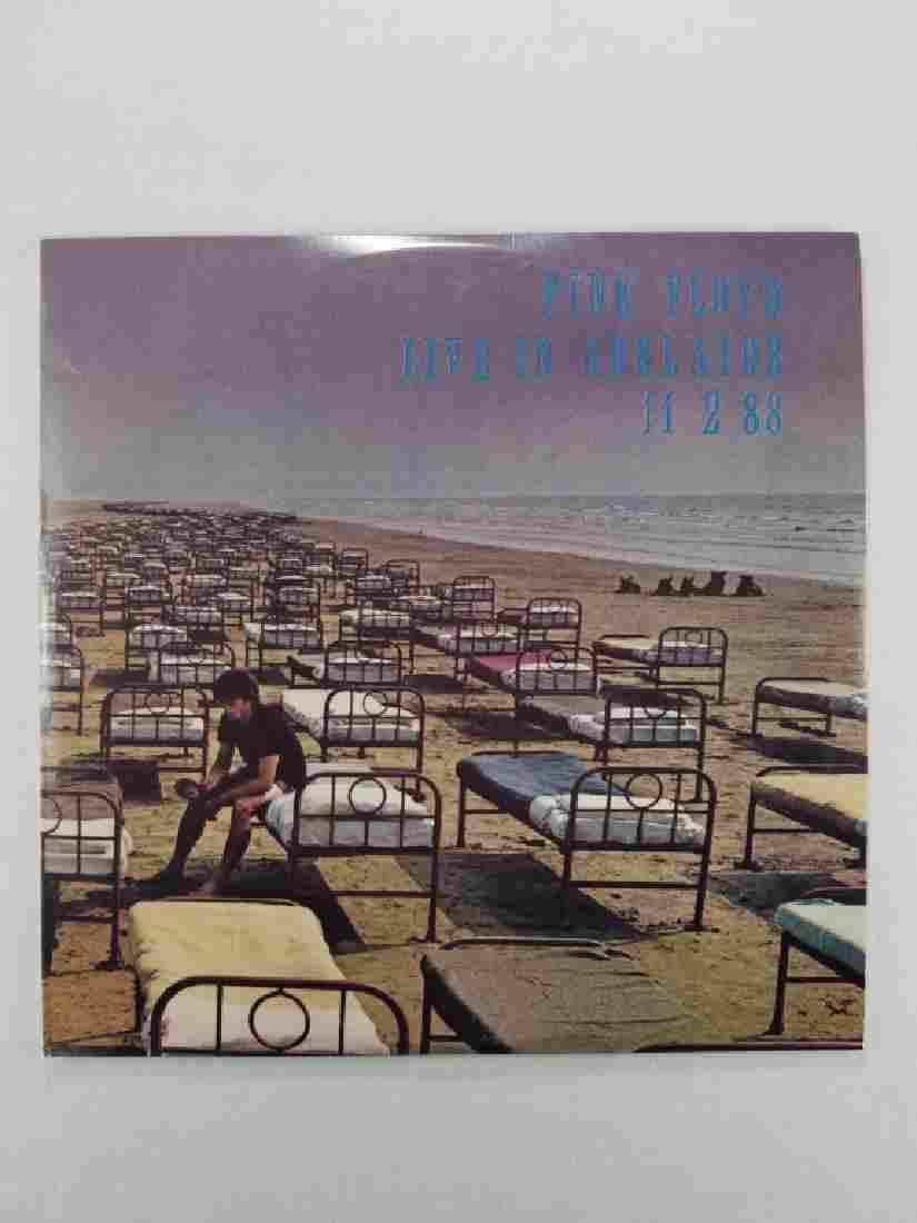 """PINK FLOYD """"Livein Adelaide 11-2-88"""" 3x LP"""