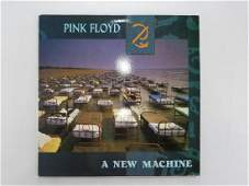 PINK FLOYD A New Machine 3 LP Multi Color