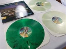 PINK FLOYD A New Machine 3 LP Multicolor