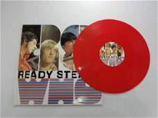 THE WHO Ready Steady Who Colored Vinyl Red