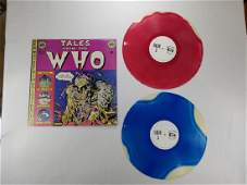 """THE WHO """"Tales from the Who"""" Multicolor 2 LP"""