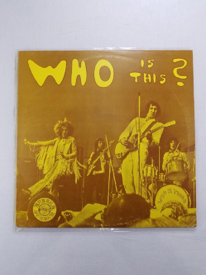 """THE WHO """"Who is This?"""""""