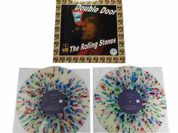 """THE ROLLING STONES """"Double Door"""" Multicolor"""