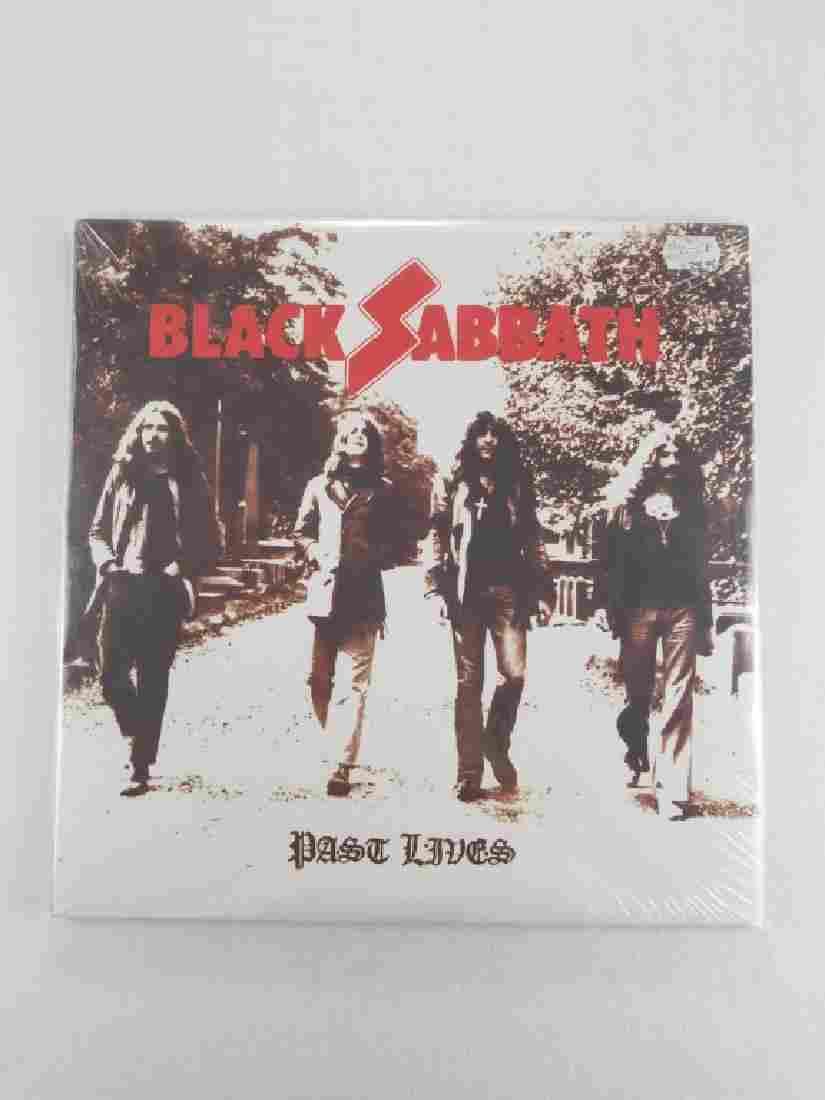 "BLACK SABBATH ""Past Lives"" ITALY 2 LP"