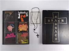 BLACK SABBATH 6 cd BOX SET