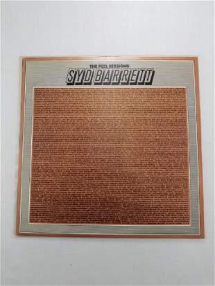 "SYD BARRETT ""The Peel Sessions"" UK"