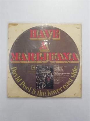 DAVID PEEL & THE LOWER EAST SIDE Have a Marijuana