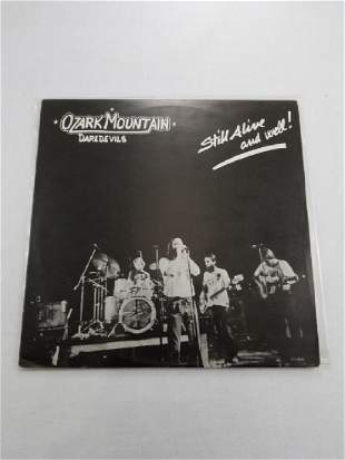 """OZARK MOUNTAIN DAREDEVILS """"Still Alive and Well"""""""