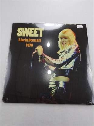 "SWEET ""Live in Denmark 1976"""