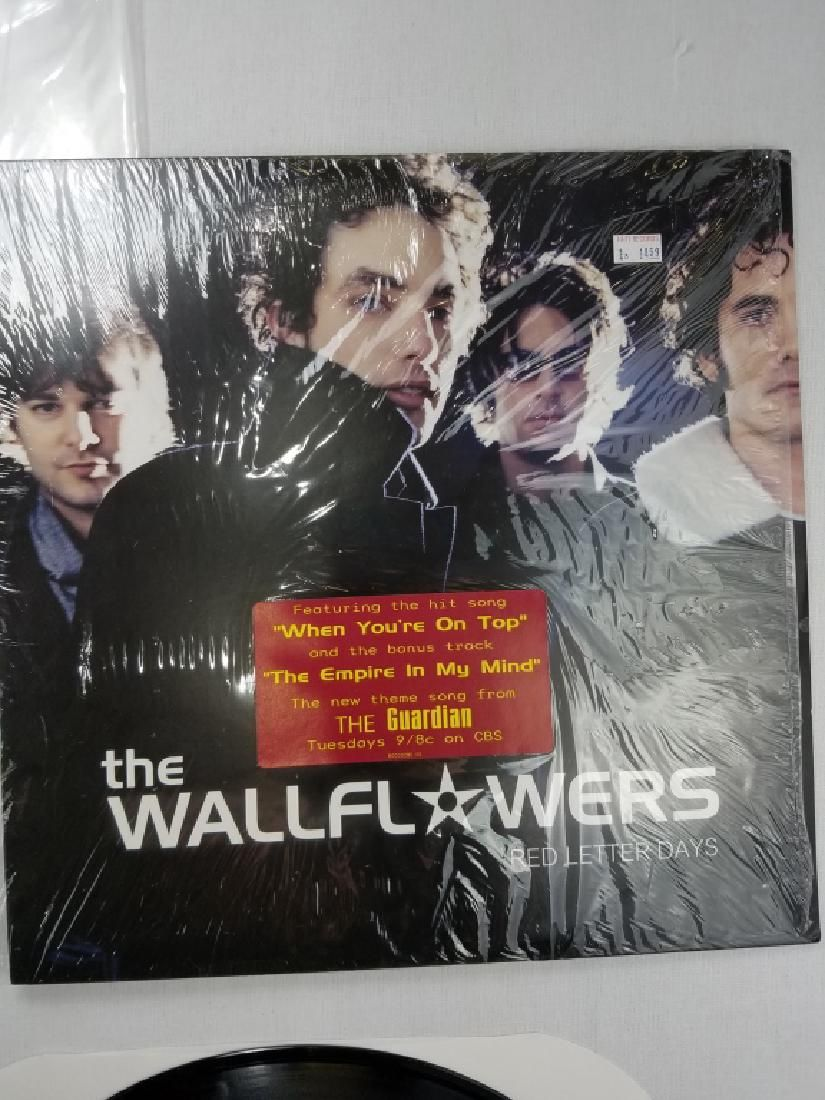 """THE WALLFLOWERS """"Red Letter Days"""""""