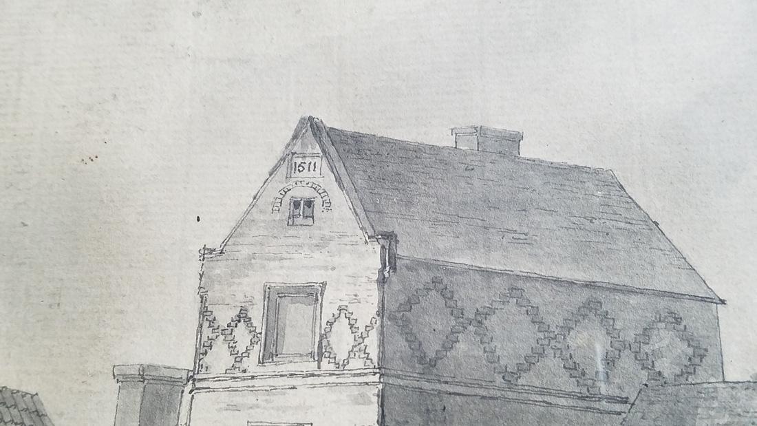 James & Robert Adam Attr. Watercolor 18th C. - 4