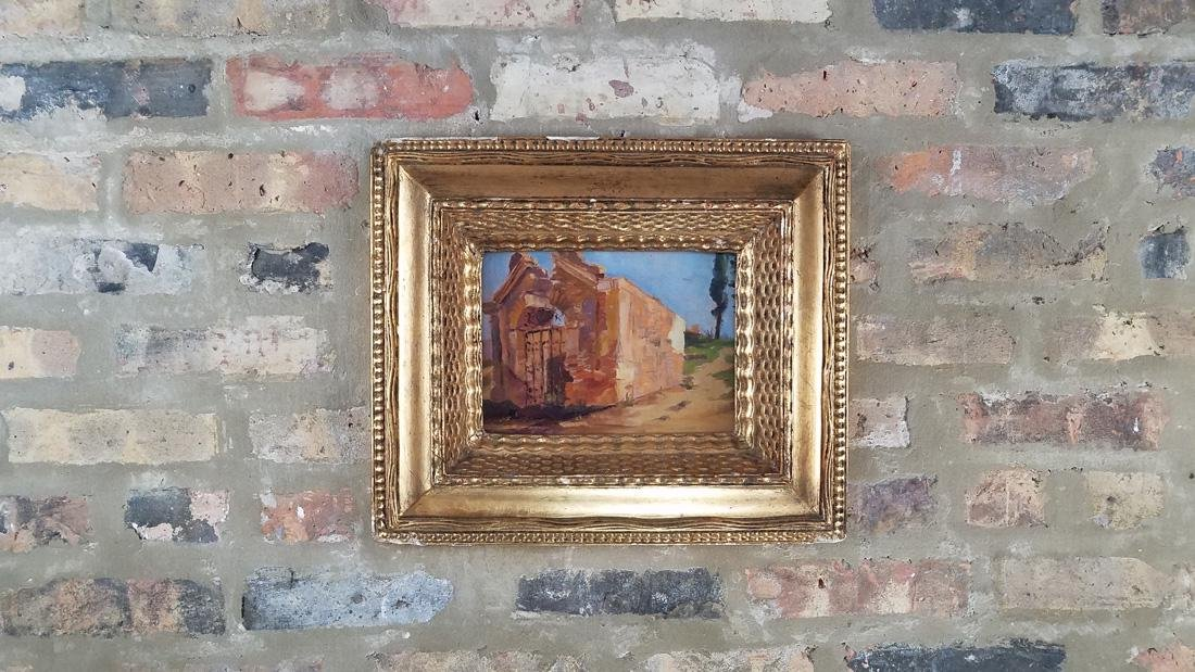 Henri Farre Oil Painting