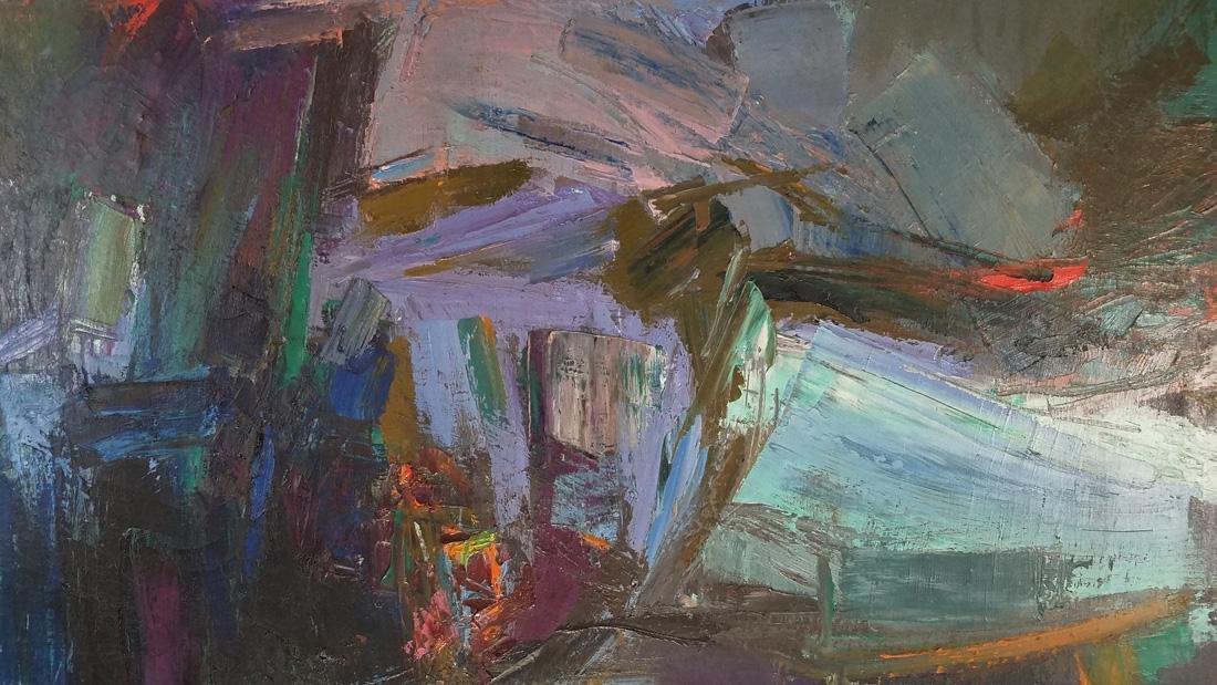 Ann Roman Oil Painting - 3