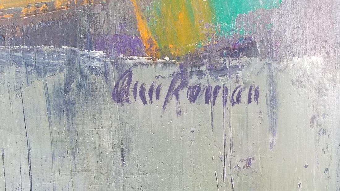 Ann Roman Oil Painting - 4