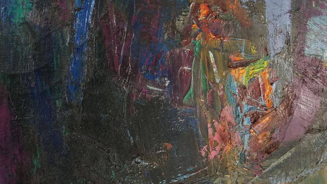 Ann Roman Oil Painting - 5