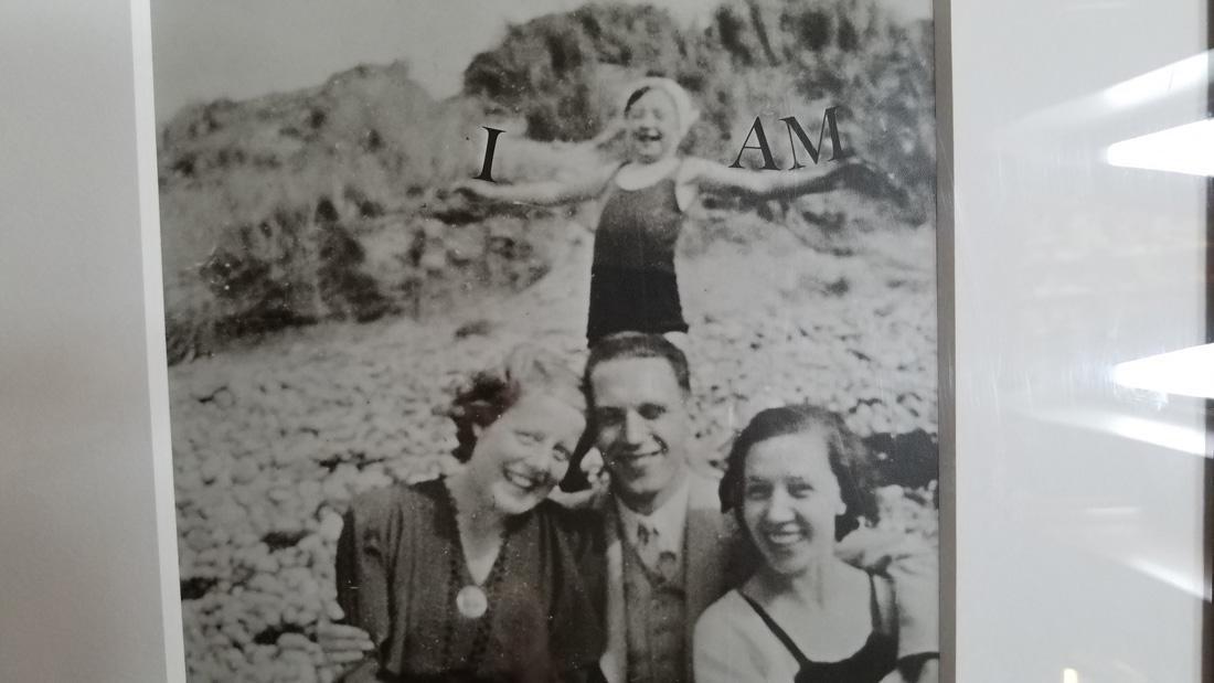 Annette Lemieux I Am, Ltd Edition 14/100 - 2