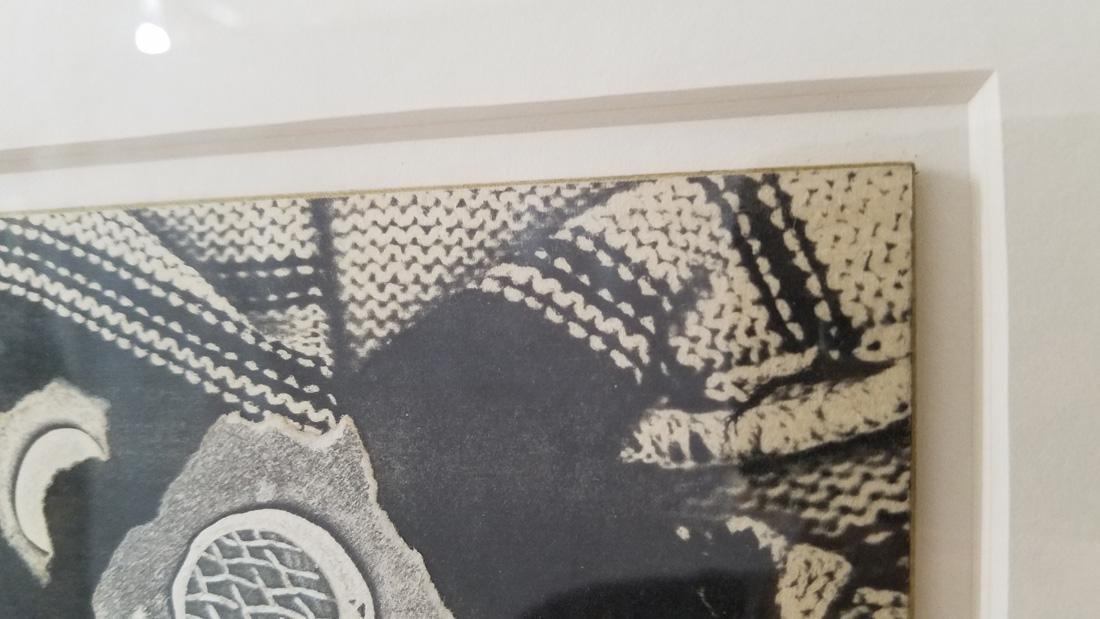 Evelyn Statsinger, Collage, After Image - 4