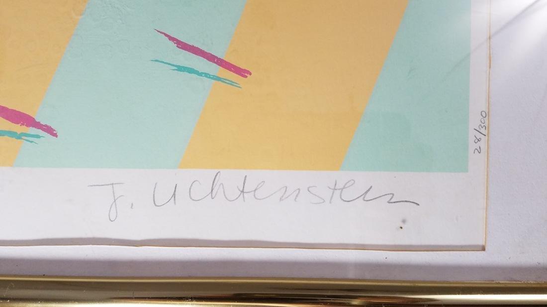 Roy Lichtenstein, Zing, 1979 - 2