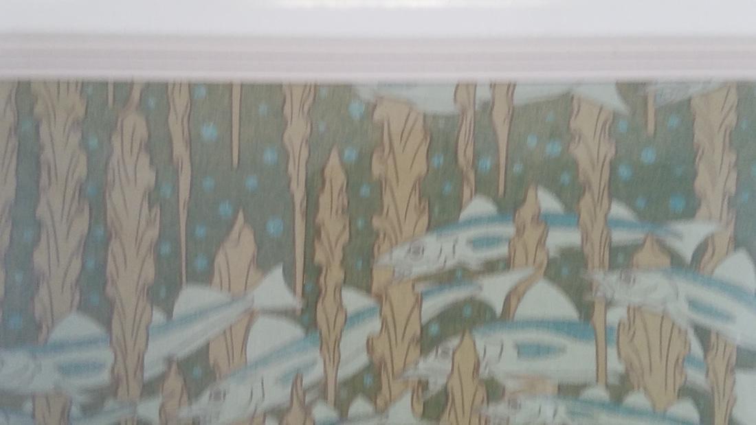 Art Nouveau Lithograph of Otter M.P. Verneuil - 6