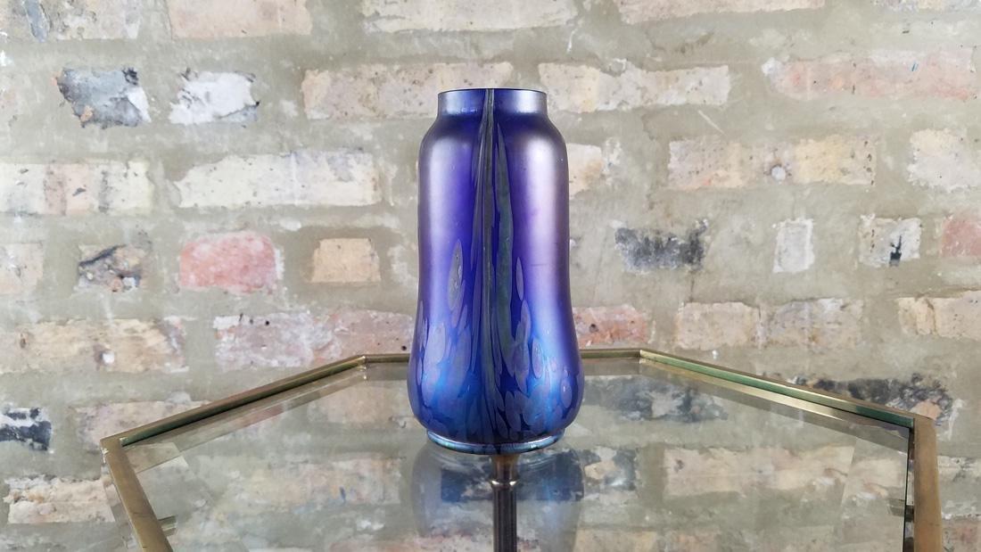 Loetz Medici Vase