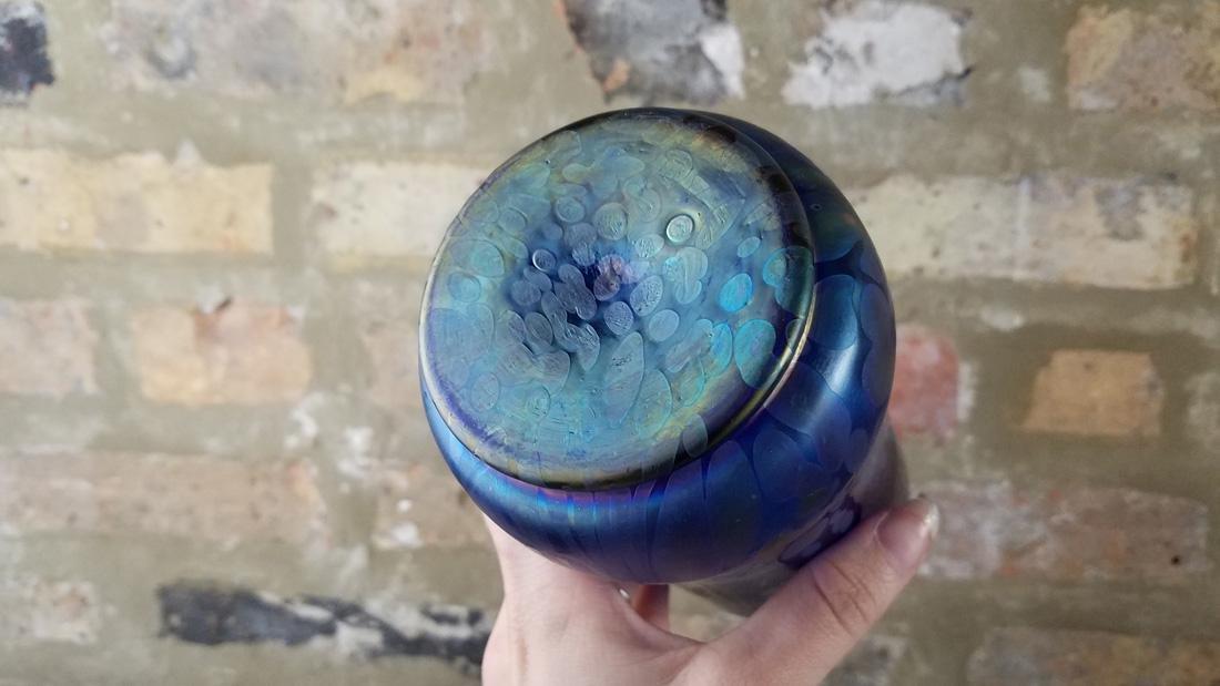Loetz Medici Vase - 4