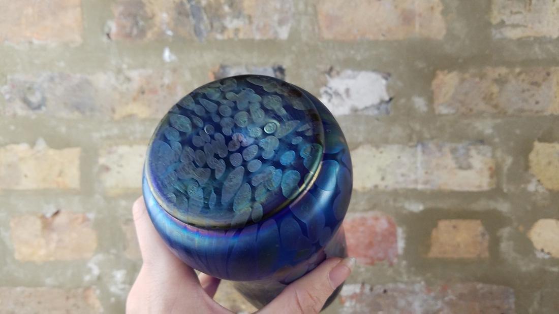 Loetz Medici Vase - 7