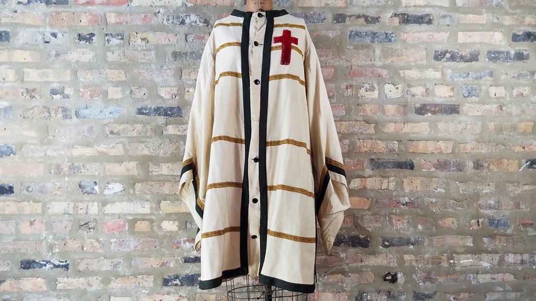 Antique Jacket, c. 1900 Masonic, Secret Society