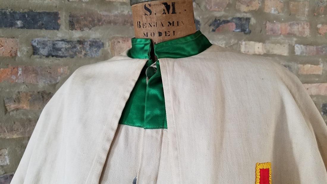 Knights Templar Full Length Vintage Jacket - 3